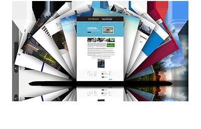изработка на сайт - видове според дизайна